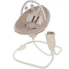 Дитяче крісло-гойдалка Graco Sweet Snuggle