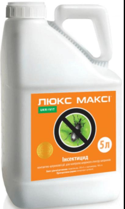 Контактно кишечный инсектицид Люкс Макси
