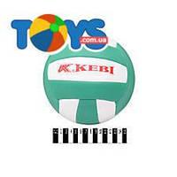 Мяч волейбольный KEPAI (бирюзовый), KV-575