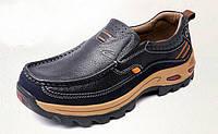 Мокасины,туфли мужские с натуральной кожи Camel Active.Ручная работа.