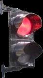 Светофор светодиодный КПП300