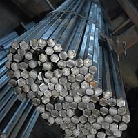 Калиброванный шестигранник 10 мм, сталь 20. h11