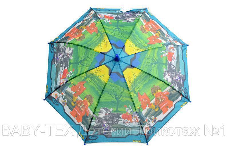 """Зонтик для мальчиков """"Ниндзяго"""""""