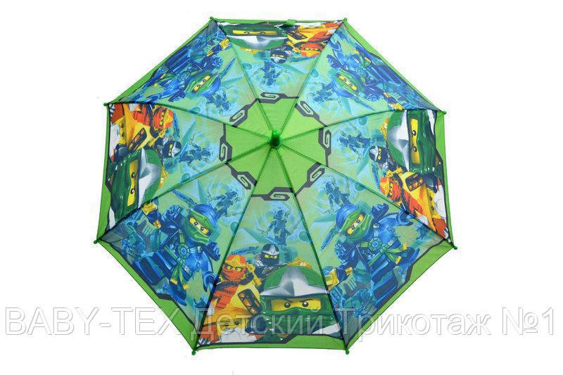 Зонтик для мальчиков с Ниндзяго