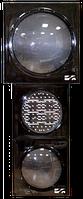 Светофор светодиодный СД Т1.2-С-ТЖ