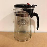 Стеклянный чайник-проливник Гунфу 700 мл (Teapot)