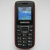 Мобильный телефон Samsung E1100T (цветной, полифония, зарядка в комплекте)