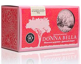 Donna Bella Чайный напиток для укрепления женского здоровья