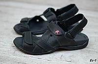 Мужские кожаные сандали Ecco     1084