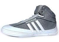Кроссовки мужские Adidas (реплика) летние натуральная кожа (А-36ср)