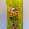 Bic Pure 3 Lady одноразовые станки 4+2 шт.