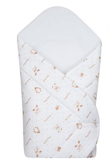 Конверт  с термопечатью для новорожденных