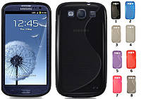 Силиконовый чехол для Samsung Galaxy S3 i9300