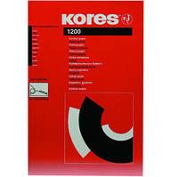 Папір копіювальний А4 Kores 1200, 100 арк., чорний (K7528492)