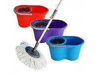 Набор для уборки Zambak Plastik Magic Mop ZP84190  цвет голубой