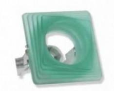Светильник точечный CL-301,  Е14, зеленый GREEN