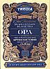 Чай Twistea OPA (черный крупнолистовой) 100 г.