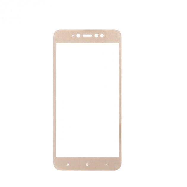 Защитное стекло Mocolo для Xiaomi Redmi Note 5A Full Screen 2D Glass Cover в т.у.Gold