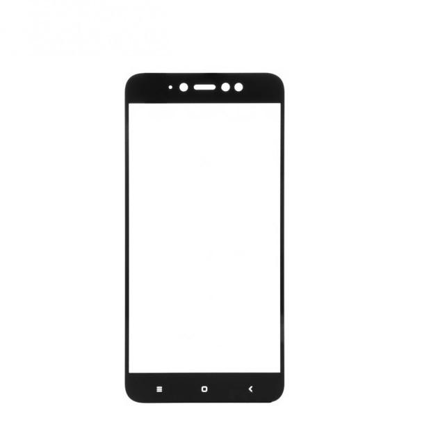 Защитное стекло Mocolo для Xiaomi Redmi Note 5A Full Screen 2D Glass Cover в т.у. Black