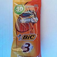 Bic 3 Sensitive одноразовые станки 4 шт. Бик 3 Греция