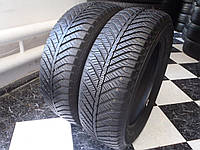 Шины бу 215/60/R17 GoodYear Vector 4 Seasons Лето 7,28мм 2017г