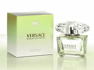 Versace Gold Crystal (Версаче Голд Кристал), женская туалетная вода, 90 мл