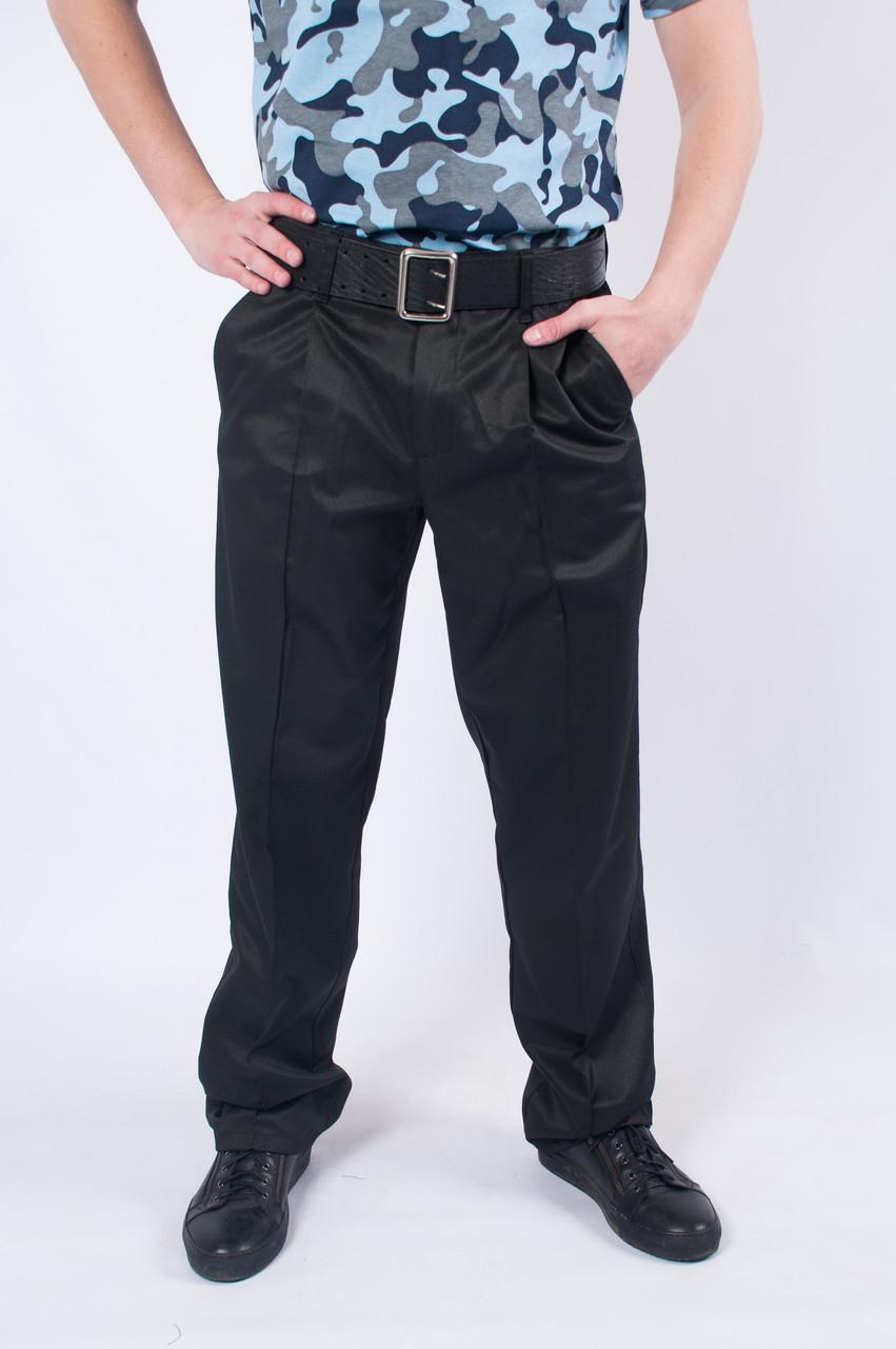 Штаны для Охраны Гретта Черные ( ОХ.БАНК)