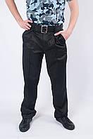 Штаны для Охраны Гретта Черные ( ОХ.БАНК), фото 1