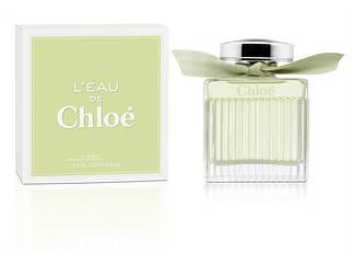 Chloe L'Eau de Chloe (Хлое Ле де Хлое), женская туалетная вода, 75 мл