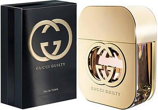 Gucci Guilty (Гуччи Гилти), женская туалетная вода, 75 ml