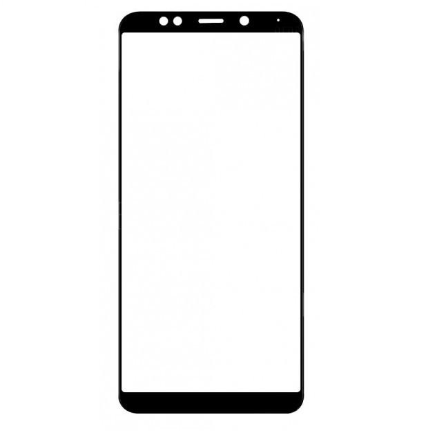 Защитное стекло Mocolo для Xiaomi Redmi 5 Plus Full Screen 2D Glass Cover в т.у. Black