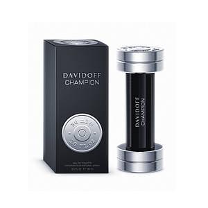 Davidoff Champion (Давидофф Чемпион), мужская туалетная вода, 90 ml