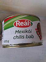 Консерва мясная  /mexikói chilis bab csípos /400g /Венгрия