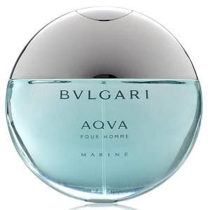 Bvlgari Aqva Pour Homme Marine (Булгари Аква Пур Хом Марин), мужская туалетная вода, 100 ml