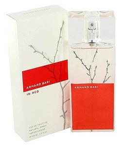 Женская туалетная вода Armand Basi in Red White (романтичный цветочно-древесный аромат) AAT