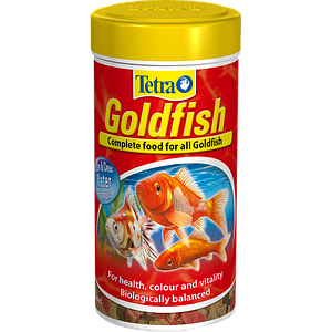 Корма для золотых рыбок