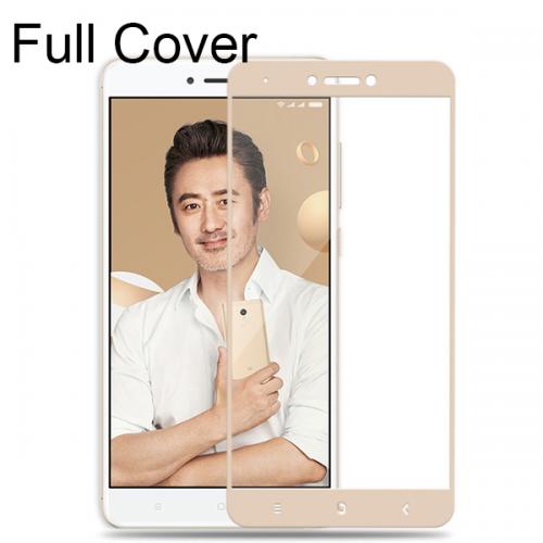 Защитное стекло Mocolo для Xiaomi Redmi Note 4X Full Screen 2D Glass Cover в т.у.,Gold