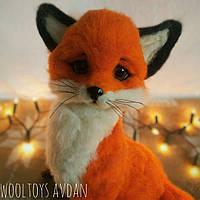 Лучший и оригинальный подарок девушке - лисичка!, фото 1
