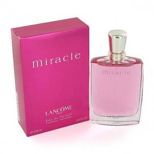 Женская парфюмированная вода Miracle от Lancôme (легкий, нежный, романтичный аромат)