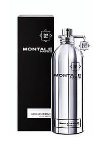 Montale Vanille Absolu ( Монталь Абсолютная Ваниль) женская парфюмированная вода