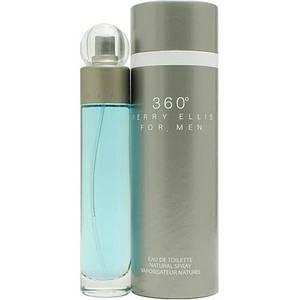 Мужская туалетная вода Perry Ellis for Men 360 (фужерный аромат)