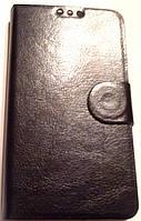 """Чехол для Lenovo A308T,  """"N.Original"""" (с черным бампером) черный"""