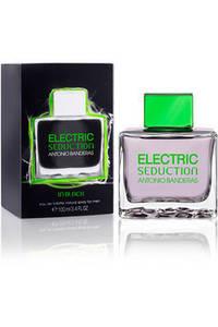 Antonio Banderas Electric Seduction In Black For Men (Электрик Седакшн Ин Блек Фор Мен), туалетная вода,100 ml