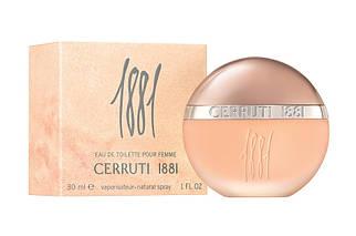 Женская туалетная вода Cerruti 1881 pour Femme (благоухающий цветочный аромат)