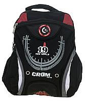 "Рюкзак ""Crom"" 33х26 см, фото 1"