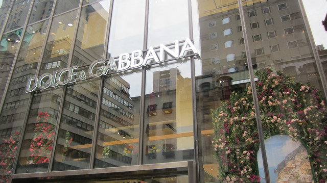 Раздел Юбки солнце - фото teens.ua - Нью-Йорк,магазин Dolce & Gabbana