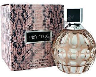 Женская туалетная вода Jimmy Choo for women (фруктовый, шипровый аромат)