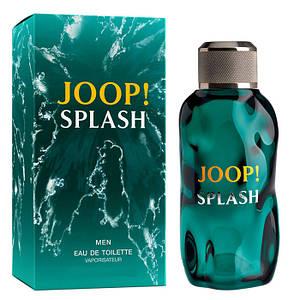 Мужская туалетная вода Joop! Splash (Джоп Сплеш)- древесный, океанический аромат