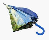 Женский зонт трость Лондон, фото 6