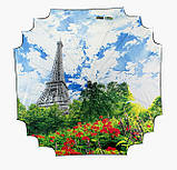 "Жіночий парасольку тростину ""Париж"", фото 2"
